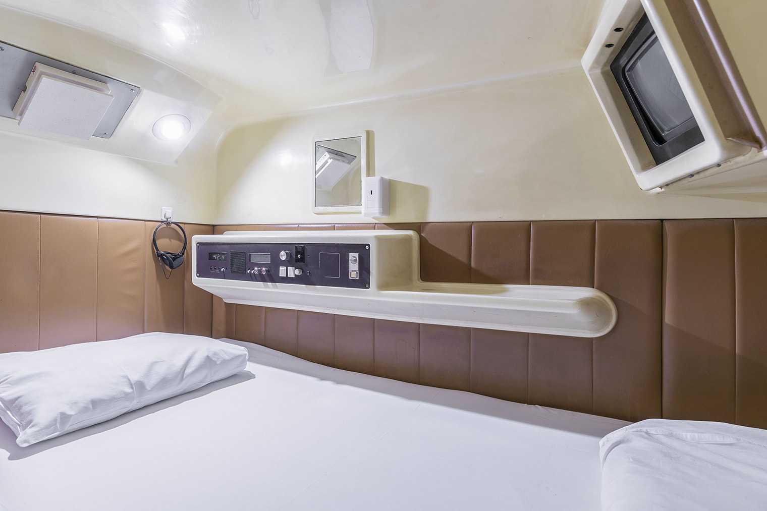 東京のおすすめカプセルホテル12選!格安・女性にオススメ・大浴場付きなど紹介