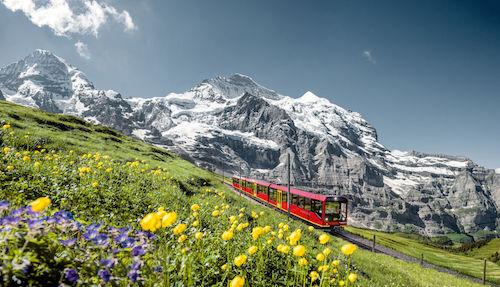 """[特集]一度は行ってみたい!心に残る""""スイスの絶景""""とは"""