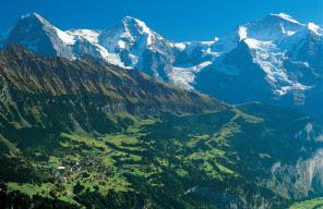 [特集]ここがハイジの故郷!絶景の国スイスへ